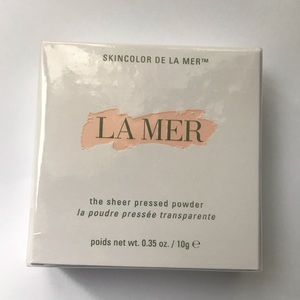 La mer the sheer presses powder